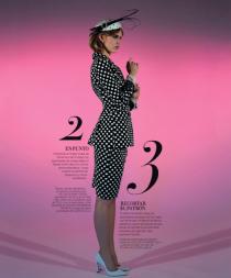 Harper's Bazaar - ES Mars 2018