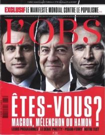 L'OBS - FR  April 2017