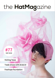 THE HAT MAGAZINE -UK Mai 2018