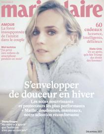 Marie Claire - FR Dec 2017