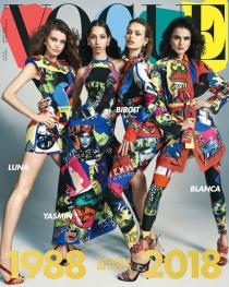 Vogue - ES Mars 2018